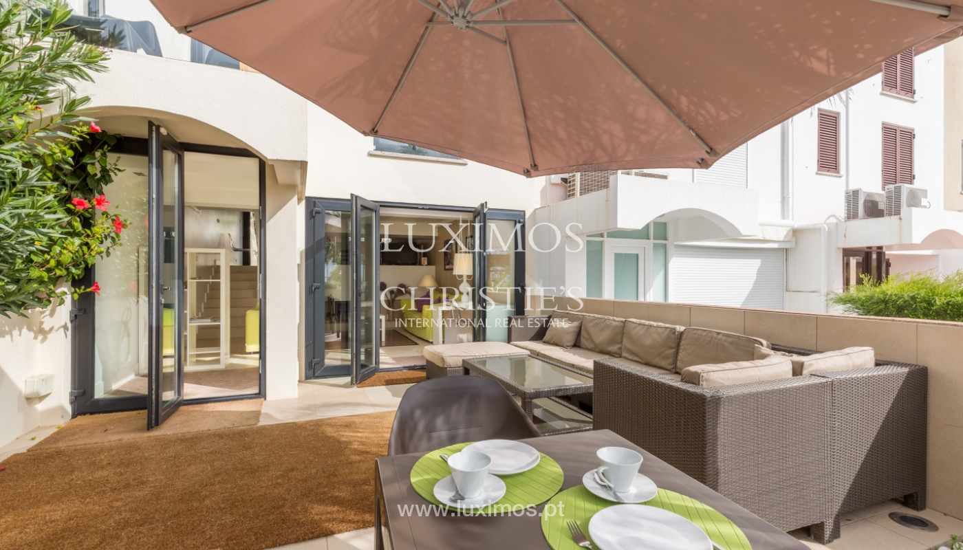 Villa à vendre avec piscine, Marina de Vilamoura, Algarve, Portugal_121464
