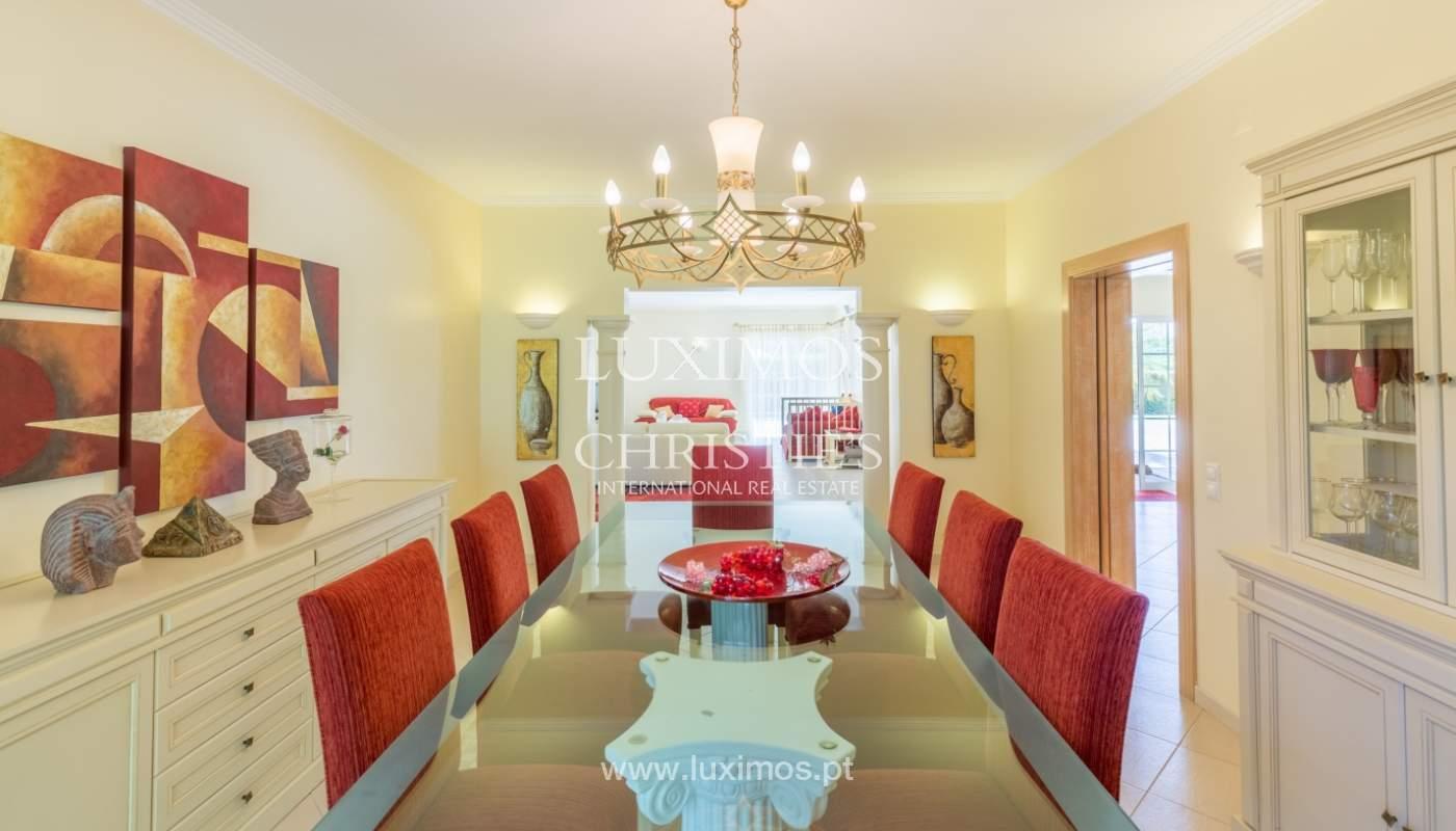 Villa à vendre avec piscine et jardin, Vilamoura, Algarve, Portugal_121504