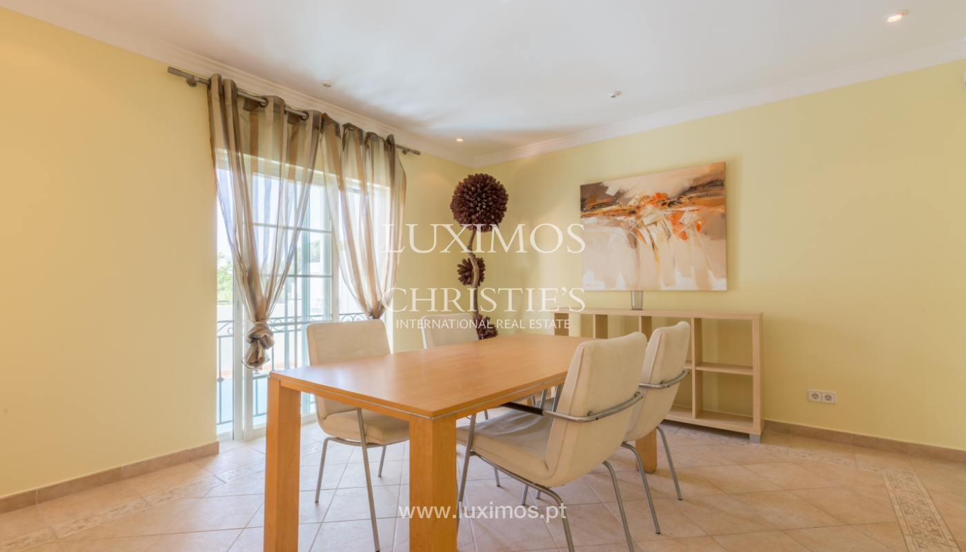 Apartment for sale with swimming pool, Vale do Lobo, Algarve, Portugal_121514