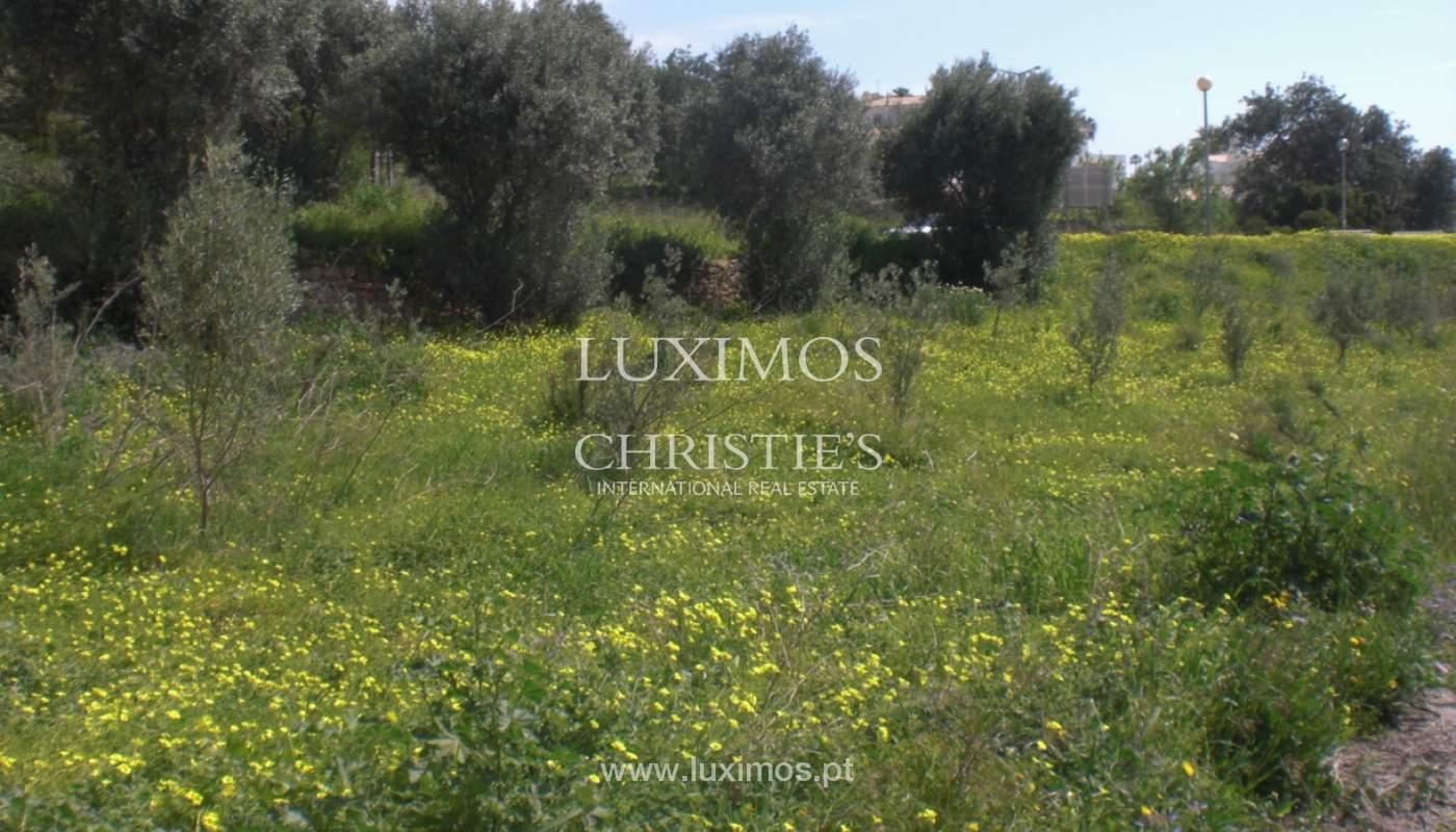 Terreno en venta, vistas puerto Deportivo Albufeira, Algarve, Portugal_121526