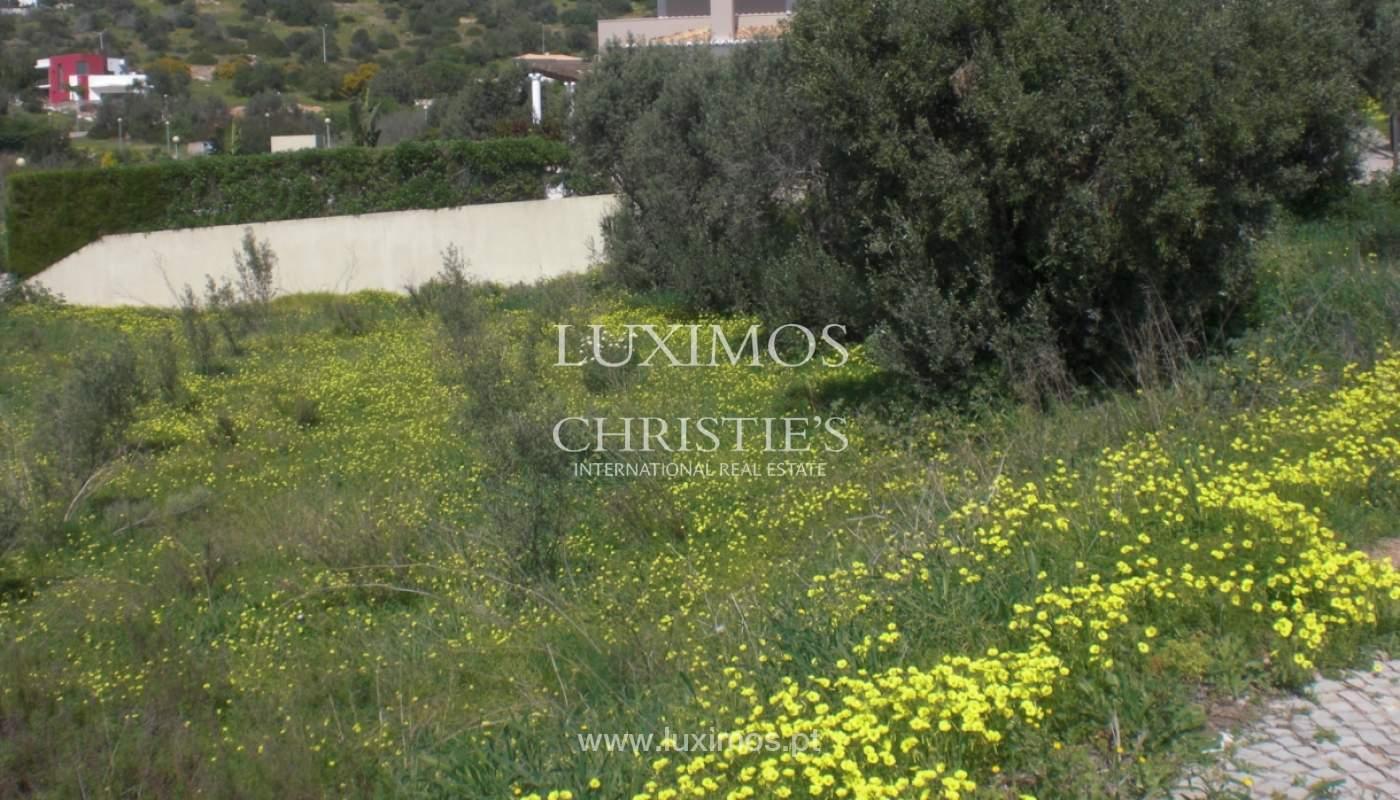 Terreno en venta, vistas puerto Deportivo Albufeira, Algarve, Portugal_121529