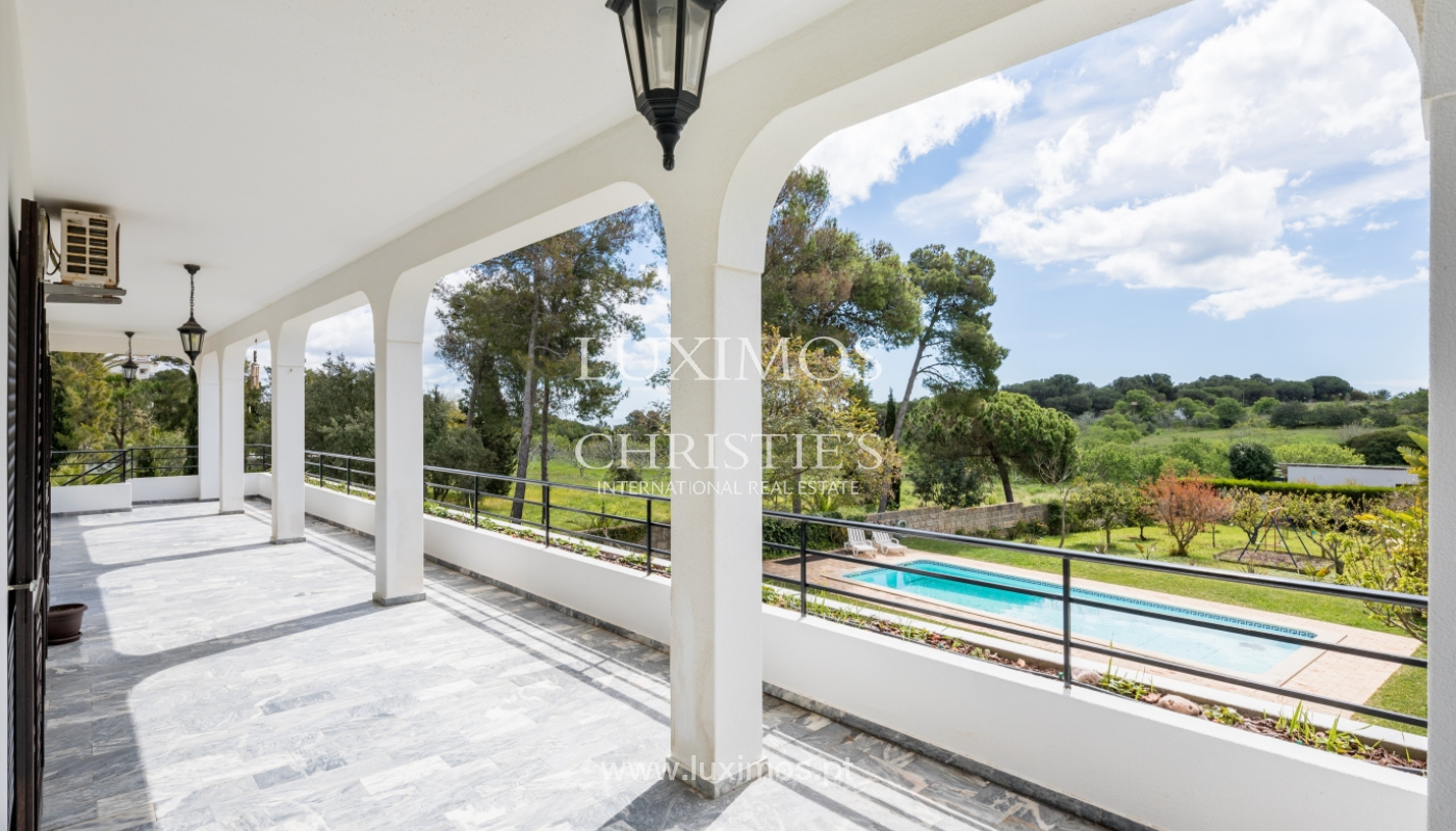 Property for sale with pool and sea view, Vau, Alvor, Algarve,Portugal_121559