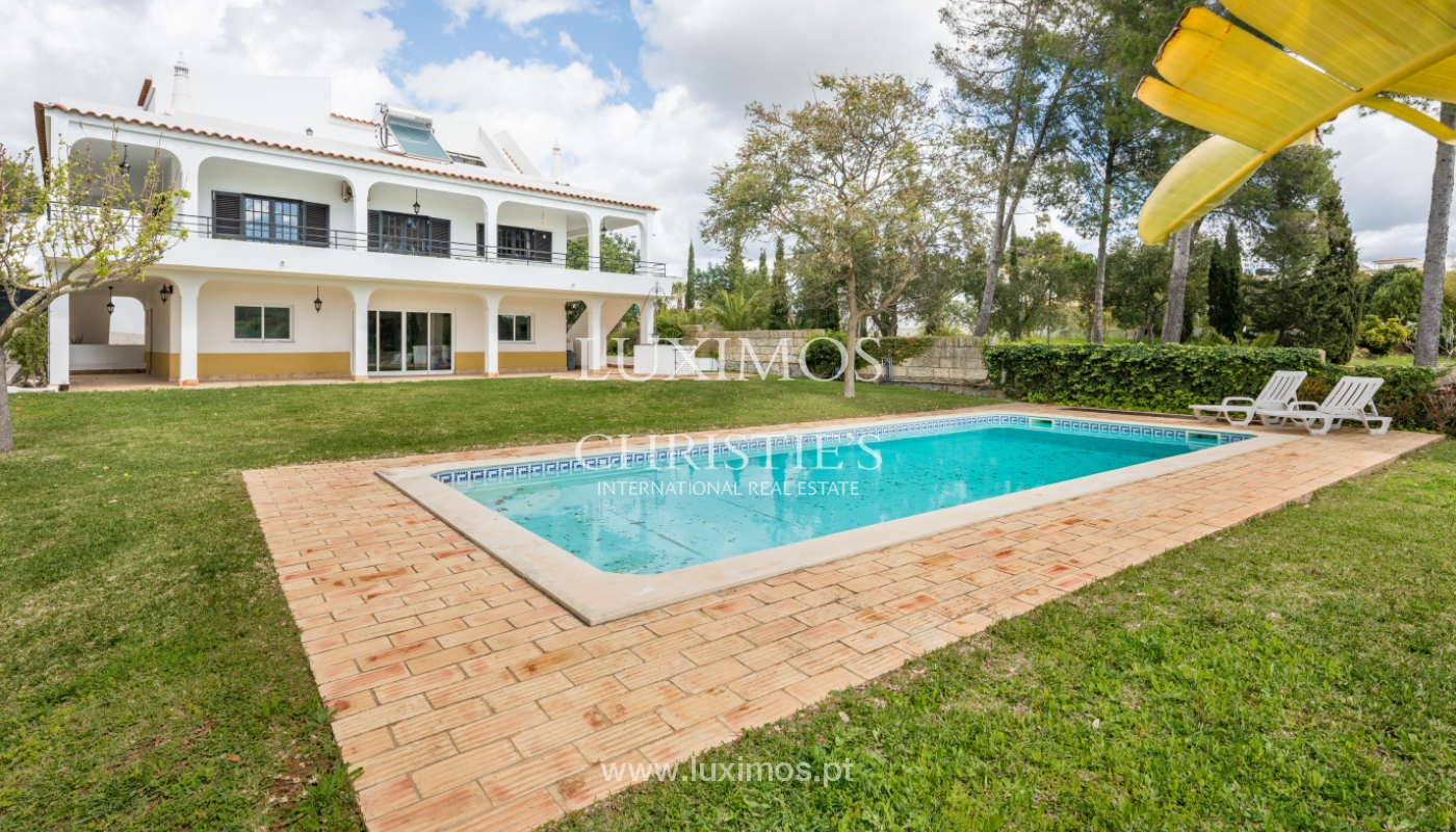 Property for sale with pool and sea view, Vau, Alvor, Algarve,Portugal_121560