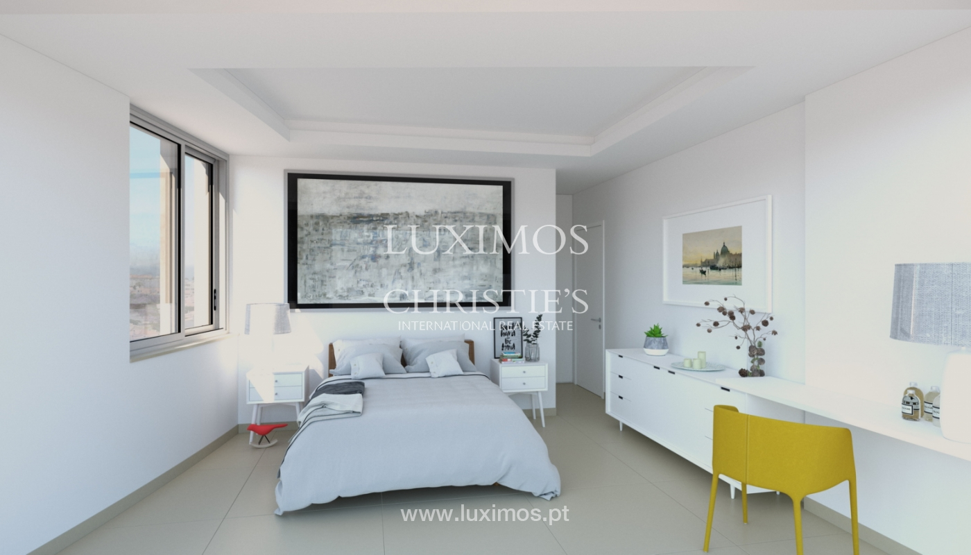 New apartment for sale, pool and sea views, Lagos, Algarve, Portugal_121612
