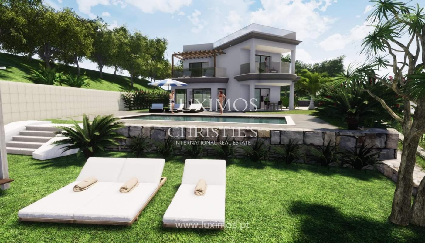 Nouvelle villa à vendre avec vue sur la mer, Loulé, Algarve, Portugal_121632