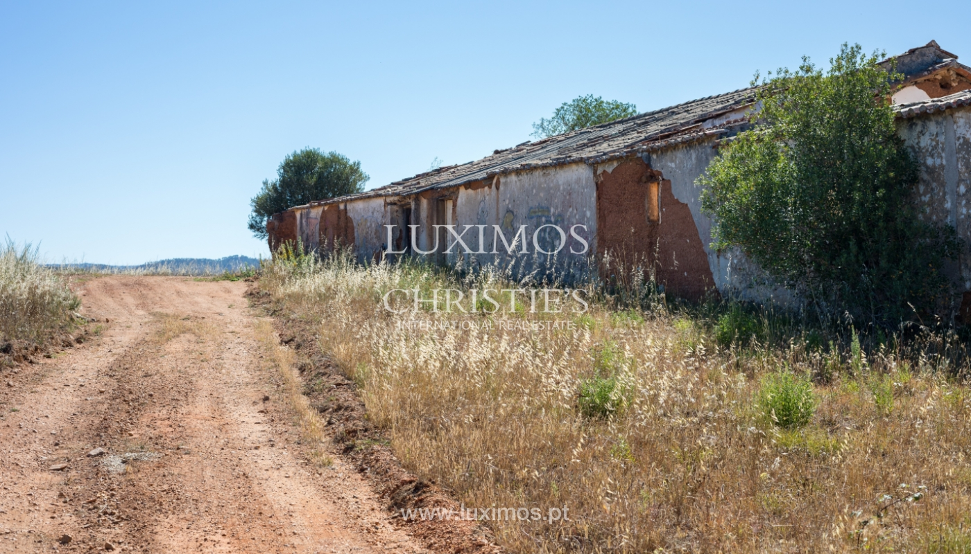 Plot land for sale, near the beaches in Aljezur, Algarve, Portugal_121668
