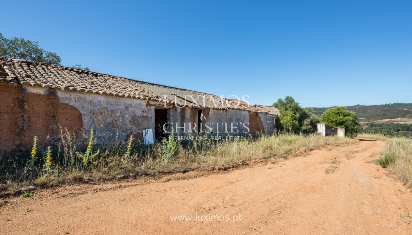 Plot land for sale, near the beaches in Aljezur, Algarve, Portugal_121675