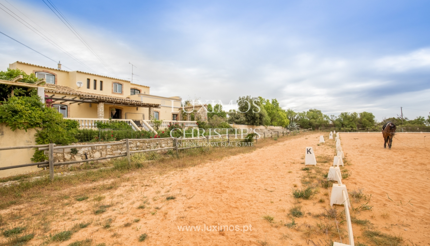 Farm with an equestrian school for sale, Loulé, Algarve, Portugal_121687