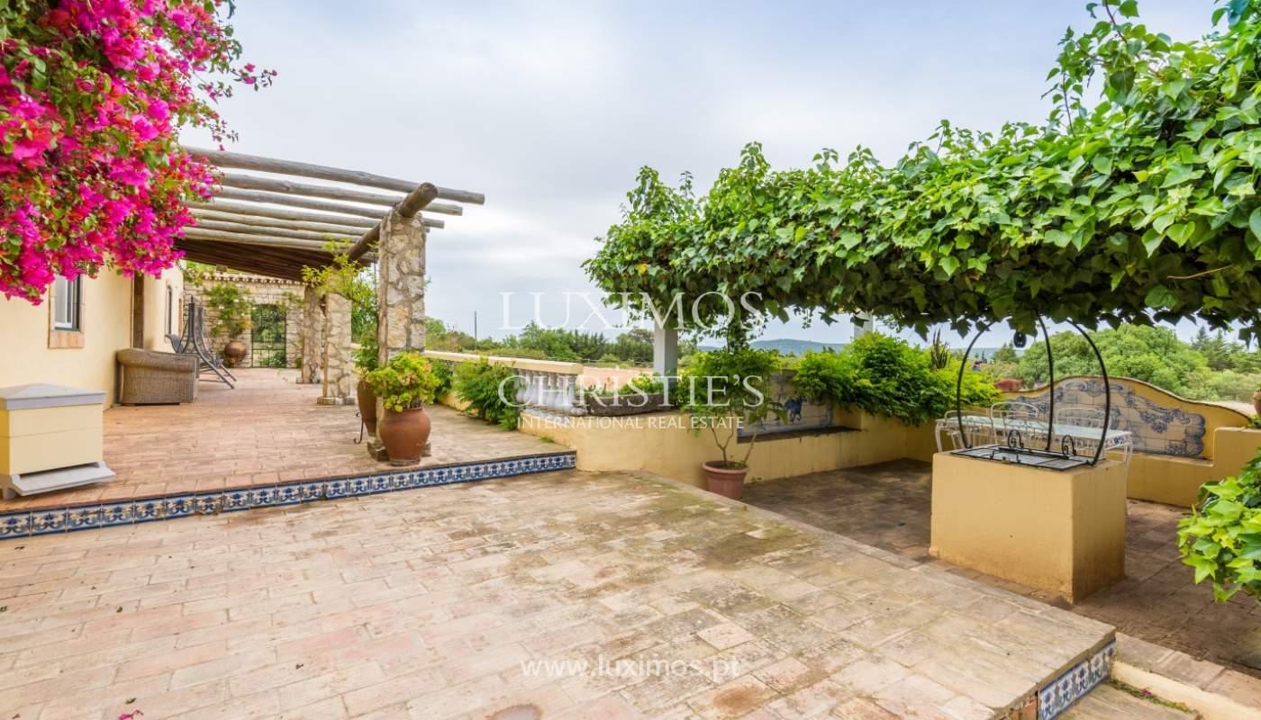 Quinta com escola equestre para venda, Loulé, Algarve_121688
