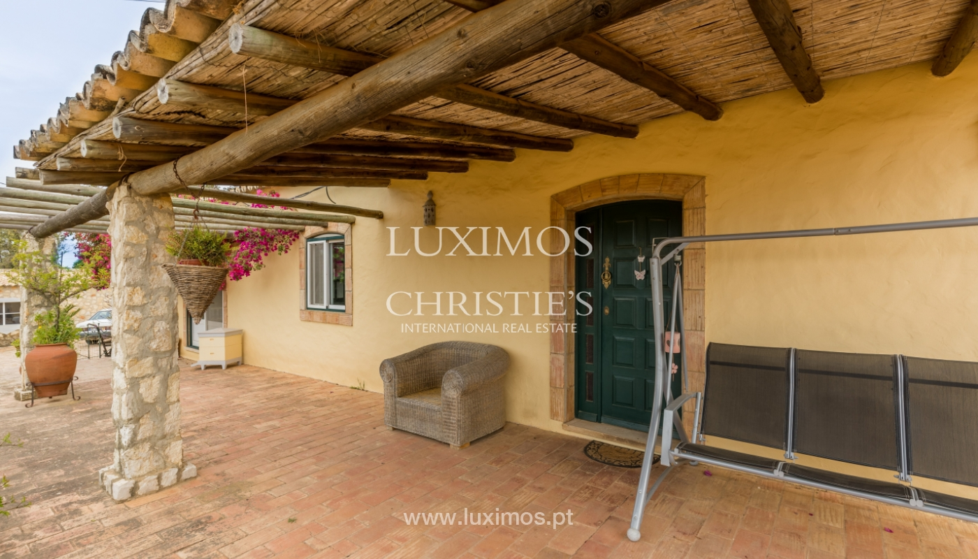Farm with an equestrian school for sale, Loulé, Algarve, Portugal_121690