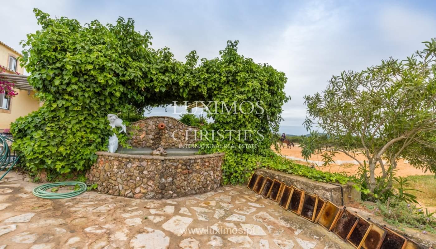 Quinta com escola equestre para venda, Loulé, Algarve_121691