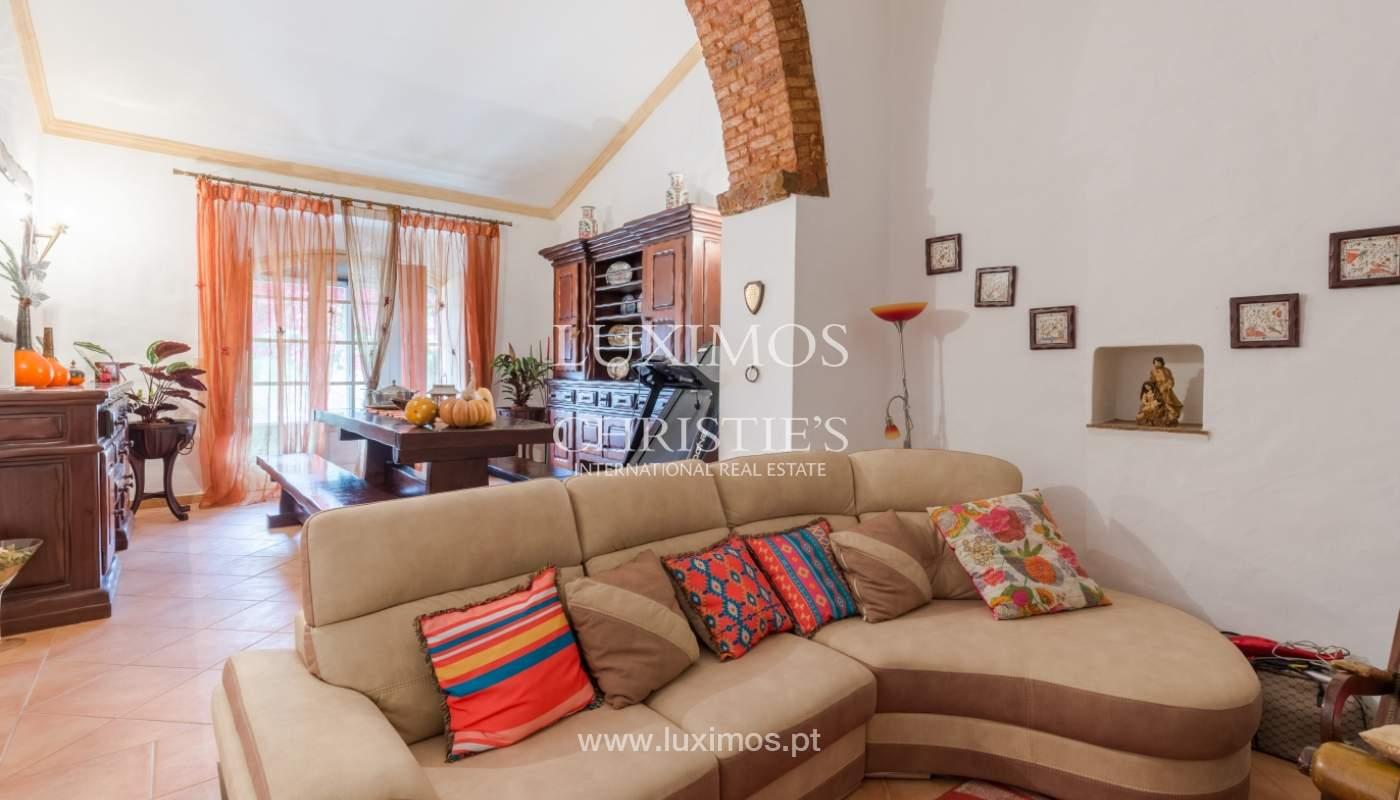 Quinta com escola equestre para venda, Loulé, Algarve_121700