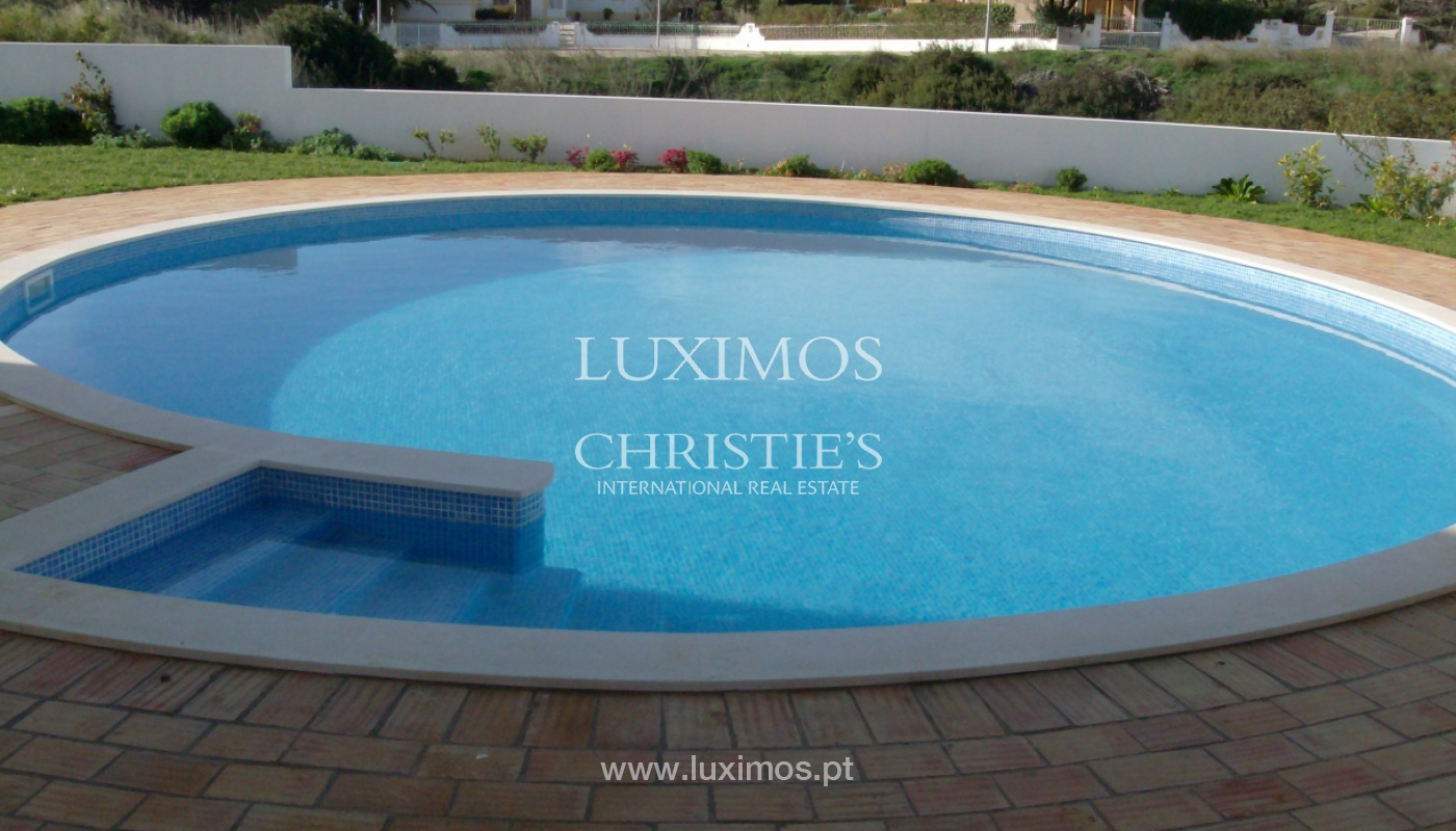 Villa for sale, with pool and sea views, Lagos, Algarve, Portugal_121784