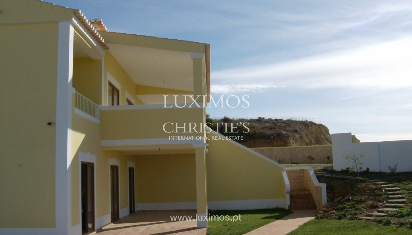 Villa for sale, with pool and sea views, Lagos, Algarve, Portugal_121789