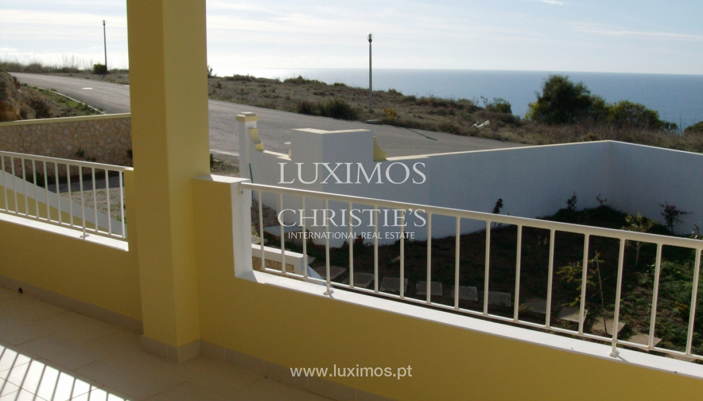 Villa for sale, with pool and sea views, Lagos, Algarve, Portugal_121790