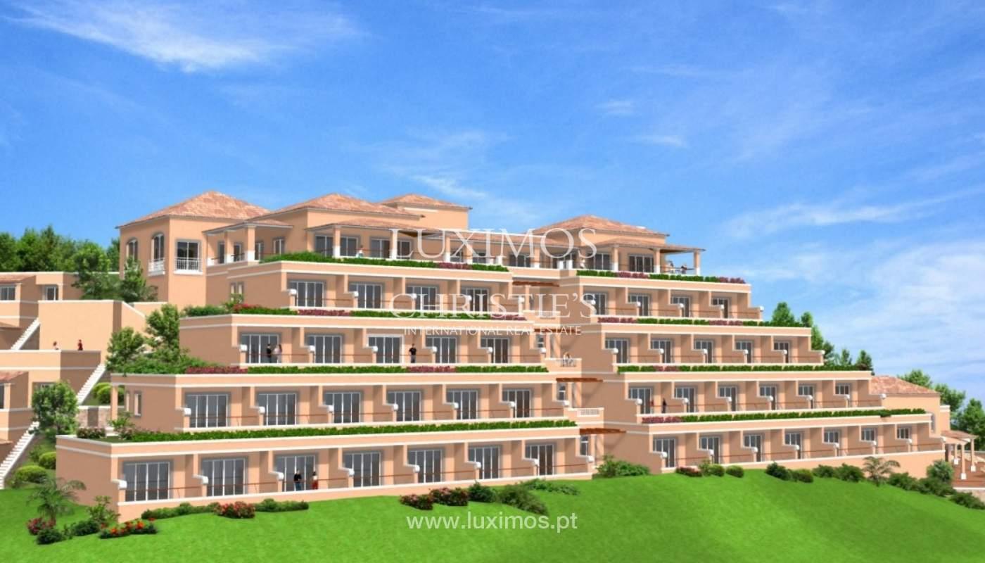 Venda de terreno de Hotel e Spa perto da praia e golfe, Lagos, Algarve_121822