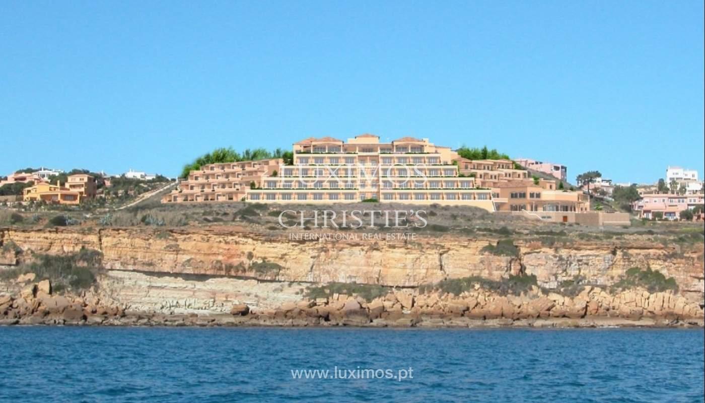 Venta de terreno de Hotel y Spa cerca playa y golf, Algarve, Portugal_121828