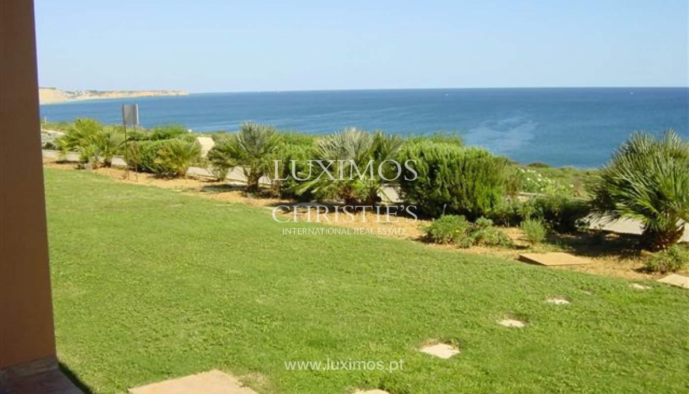 Venda de moradia com terraço, piscina e vistas mar, Lagos, Algarve_121972