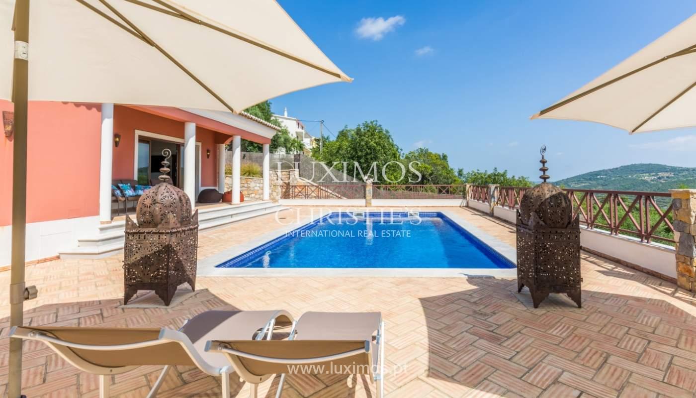 Villa à vendre avec piscine, S. Brás de Alportel,Algarve,Portugal_121987