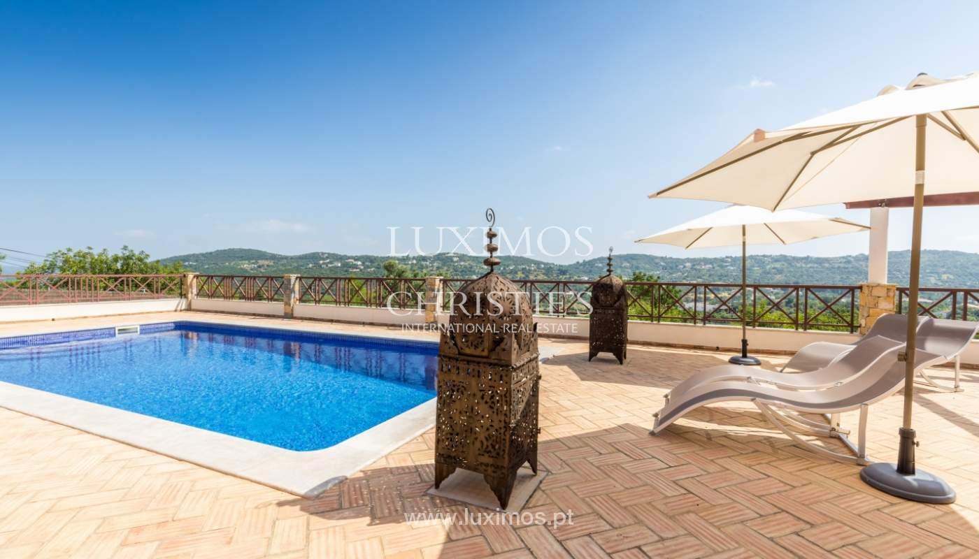 Villa à vendre avec piscine, S. Brás de Alportel,Algarve,Portugal_121988