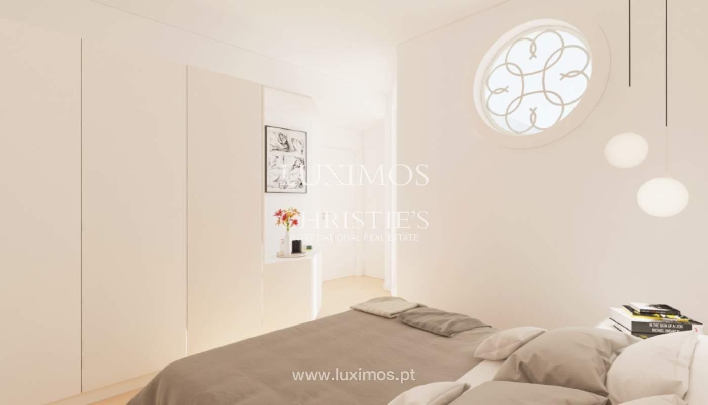 Apartamento nuevo, T1, en venta, en el centro de Oporto, Portugal_122230