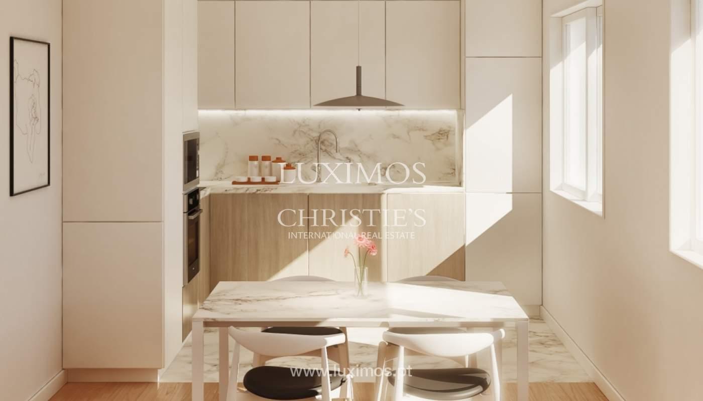 Apartamento nuevo, T1, en venta, en el centro de Oporto, Portugal_122235