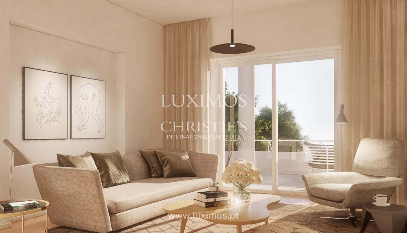 Apartamento nuevo, T1, en venta, en el centro de Oporto, Portugal_122236