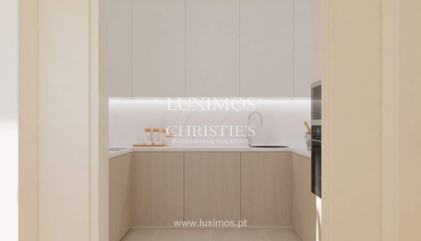 Penthouse nueva T2 duplex, en venta, en el centro de Oporto, Portugal_122239
