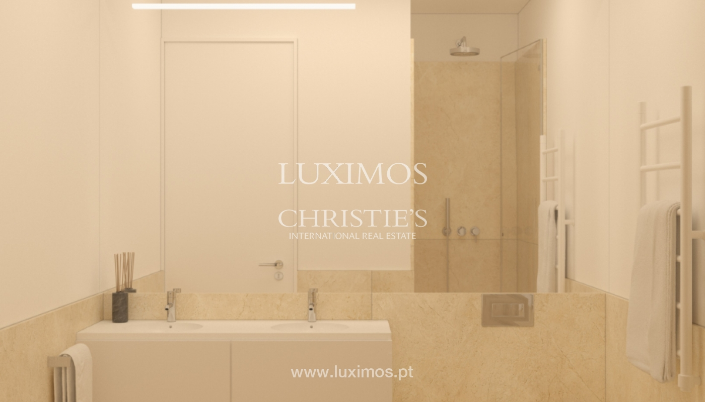 Penthouse nueva T2 duplex, en venta, en el centro de Oporto, Portugal_122241