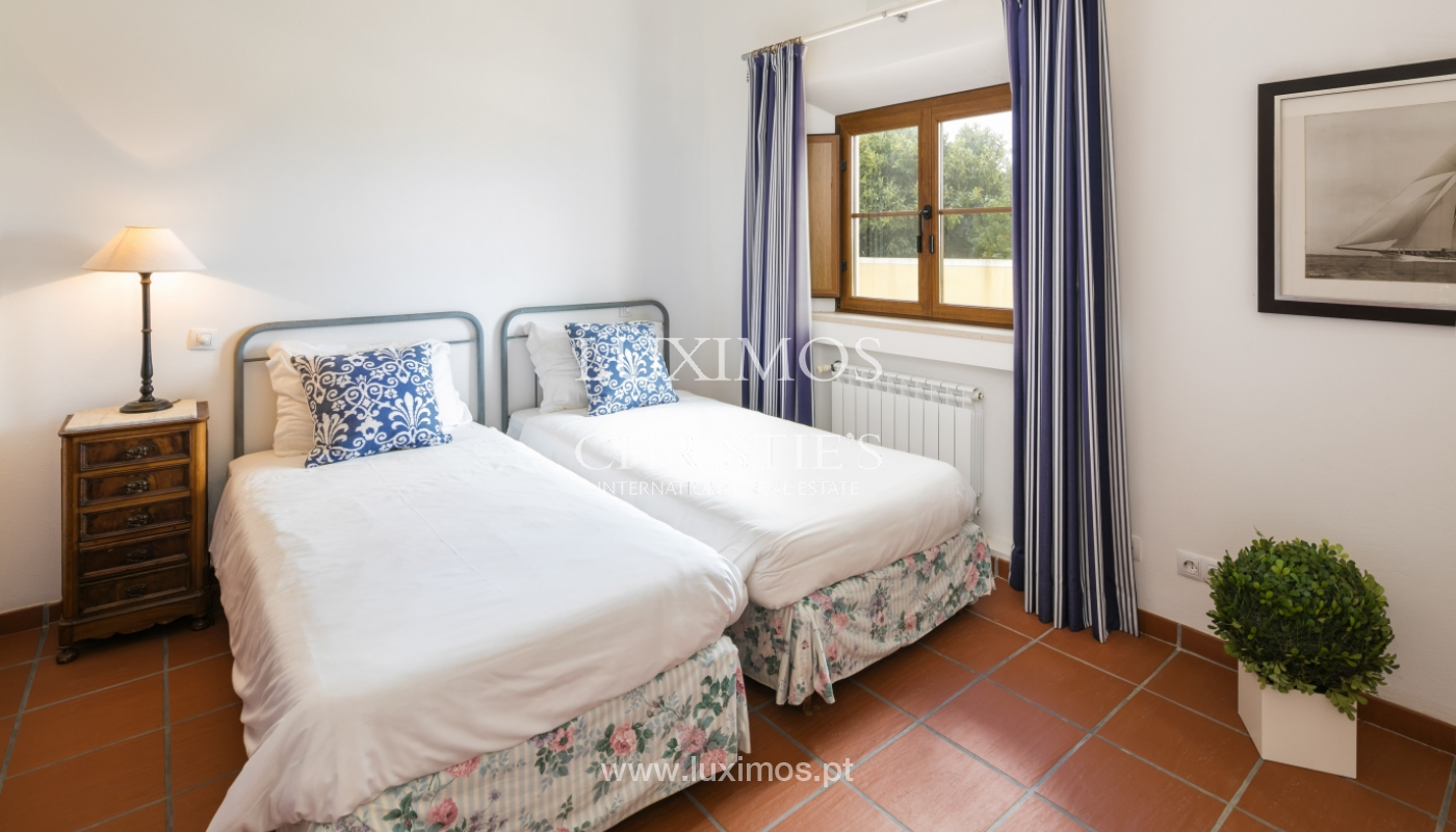 Verkauf villa mit pool und Garten, nahe dem Strand, Lagos, Algarve, Portugal_122423