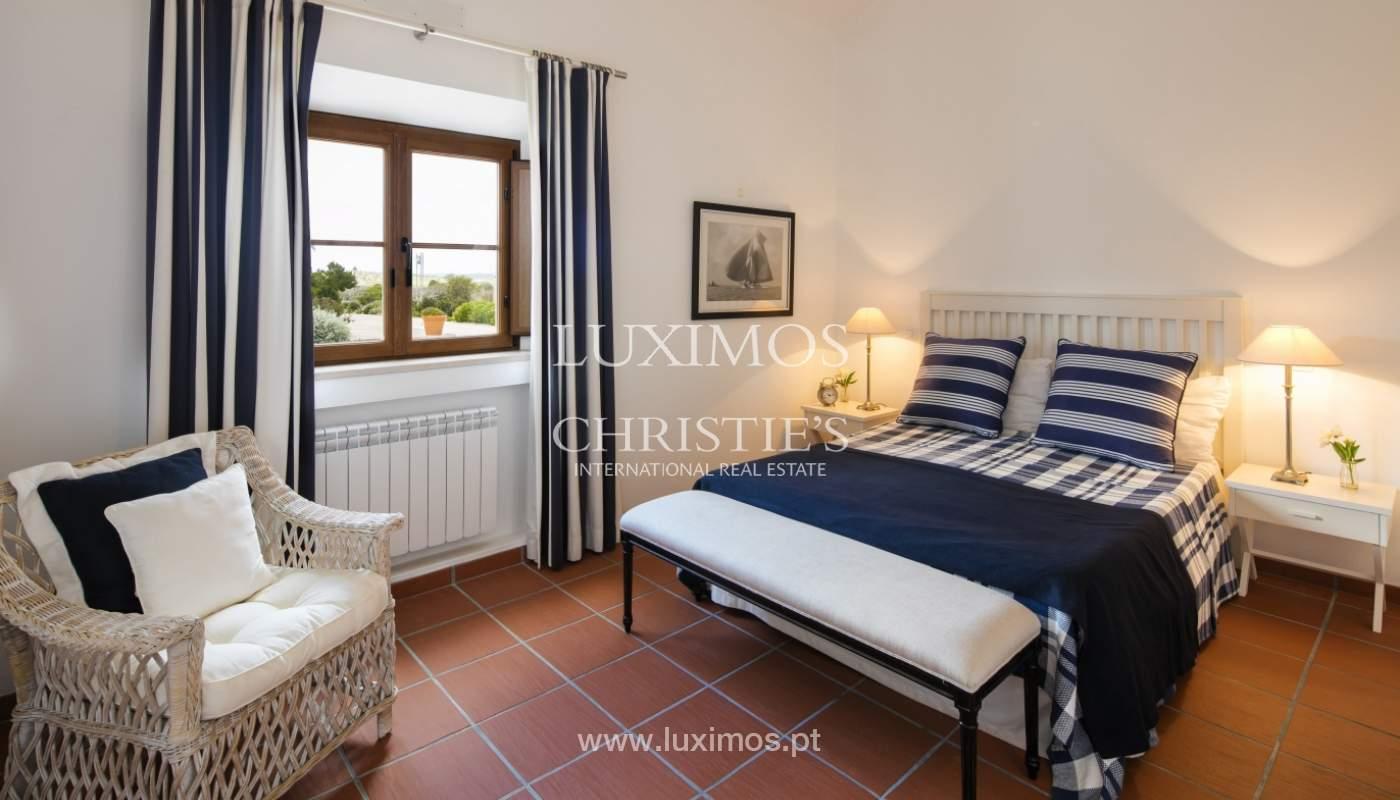 Villa à vendre avec piscine et jardin, Lagos, Algarve, Portugal_122486