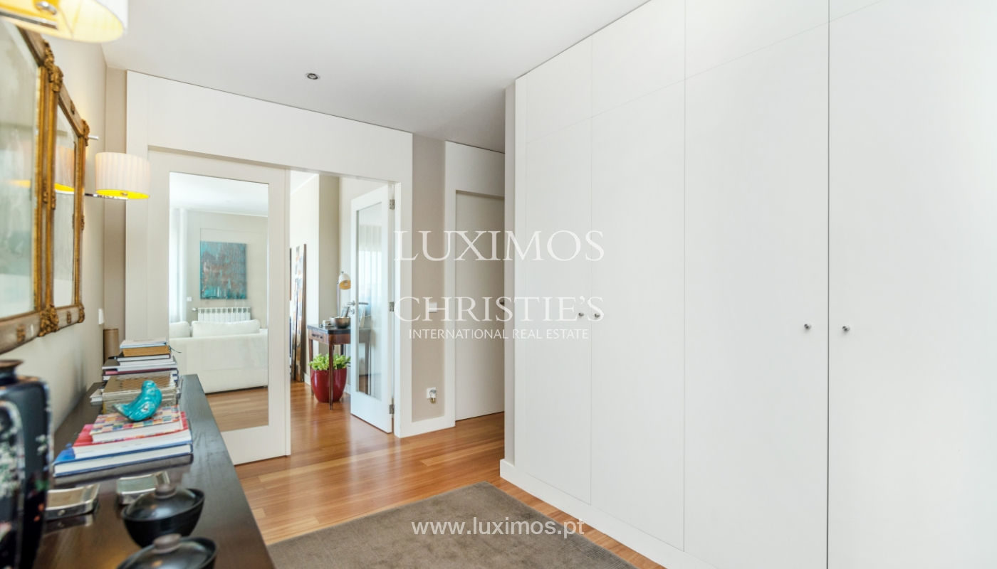 Luxury apartment for sale, with sea and river views, Porto, Portugal_122652