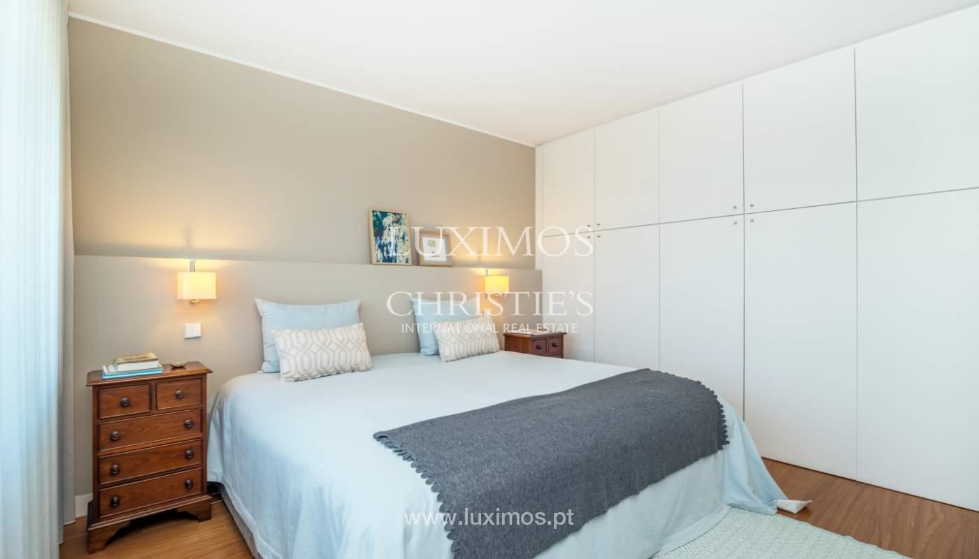 Venda de apartamento de luxo com vistas mar e rio, Porto, Portugal_122660