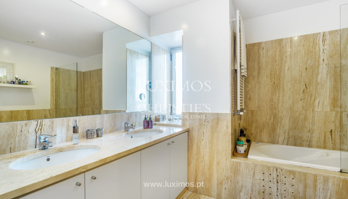 Luxury apartment for sale, with sea and river views, Porto, Portugal_122662