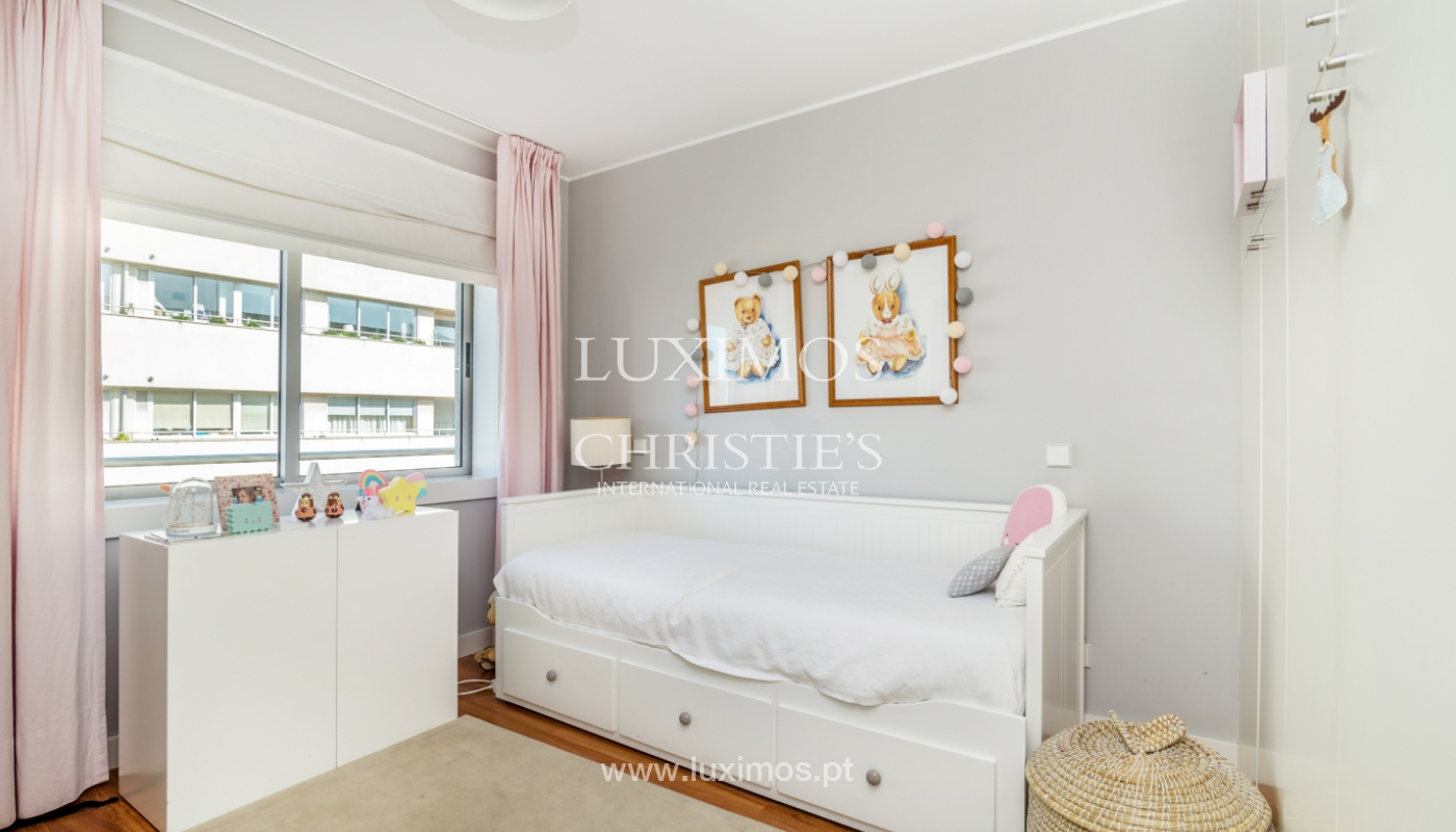 Luxury apartment for sale, with sea and river views, Porto, Portugal_122668
