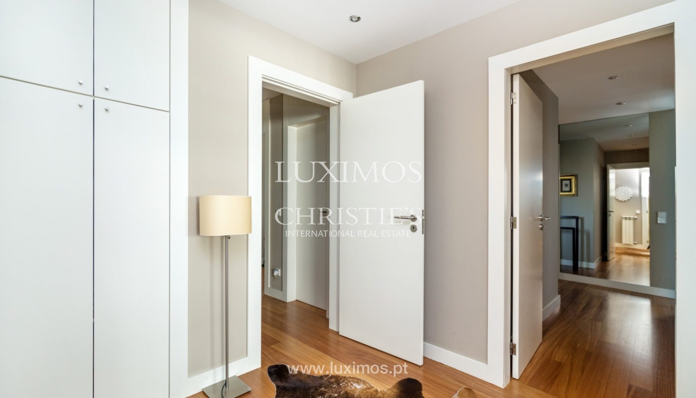 Luxury apartment for sale, with sea and river views, Porto, Portugal_122670