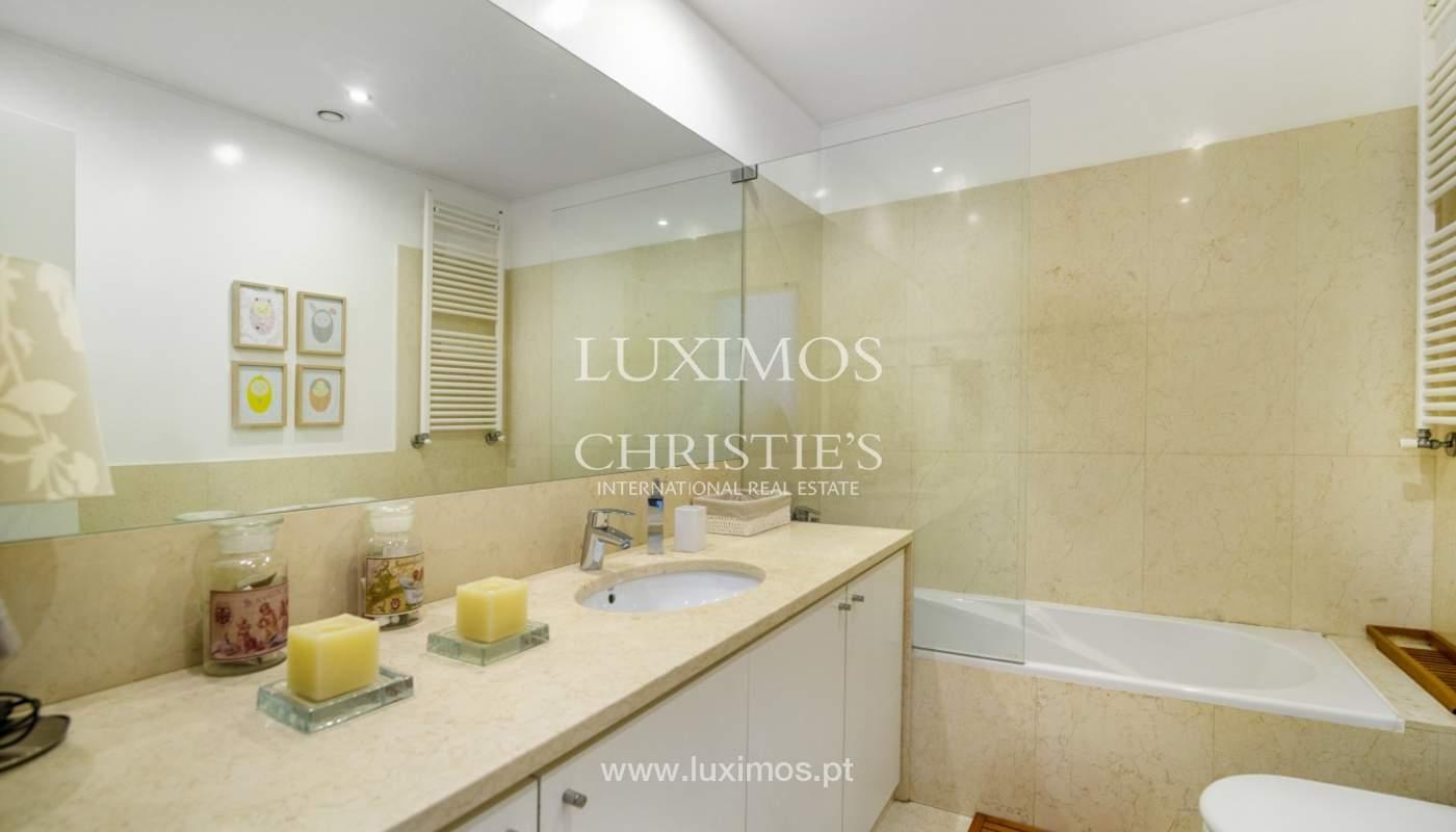Venta de apartamento de lujo con vistas al mar y río, Porto, Portugal_122672