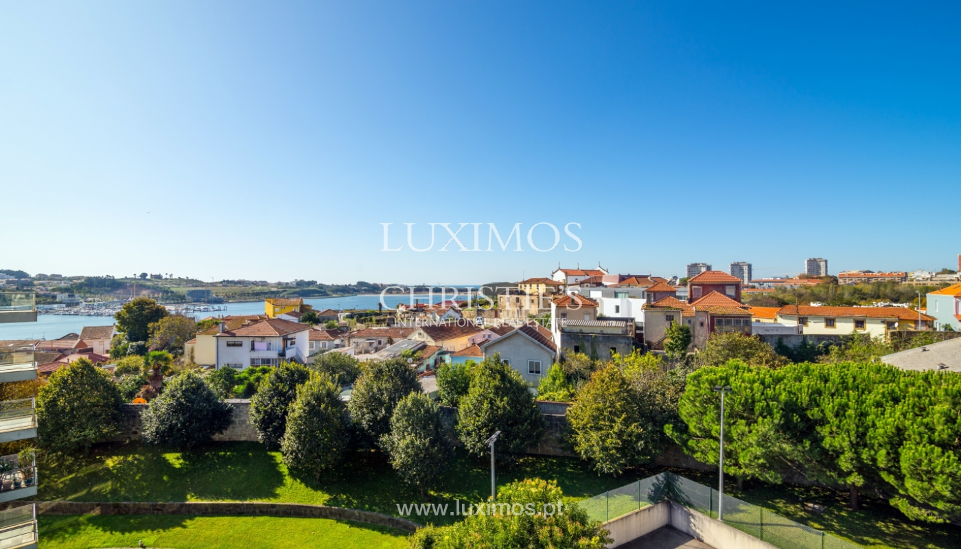 Luxury apartment for sale, with sea and river views, Porto, Portugal_122686