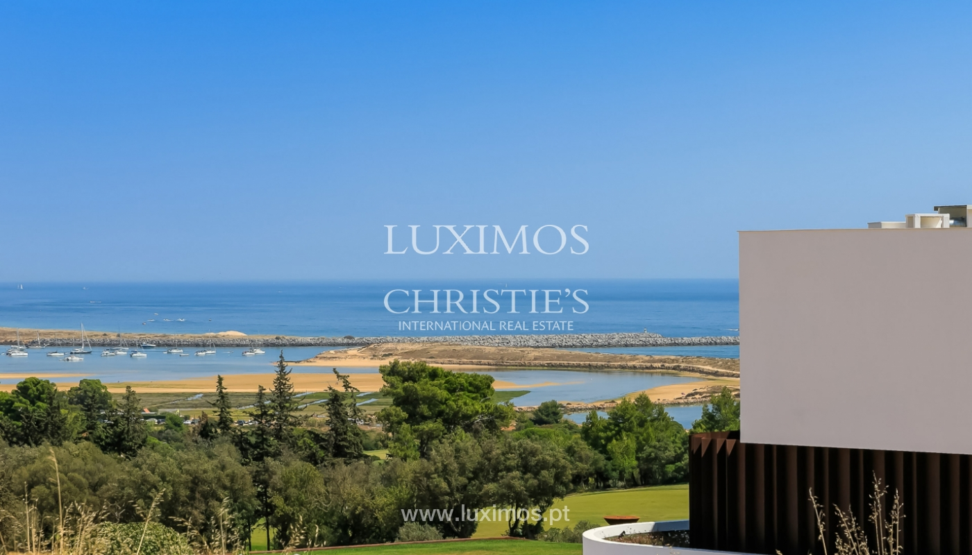 Sale of luxury apartment in golf resort, Lagos, Algarve, Portugal_122737