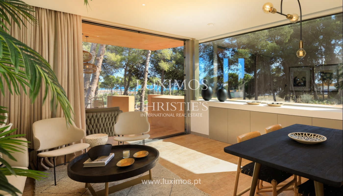 Sale of luxury apartment in golf resort, Lagos, Algarve, Portugal_122834