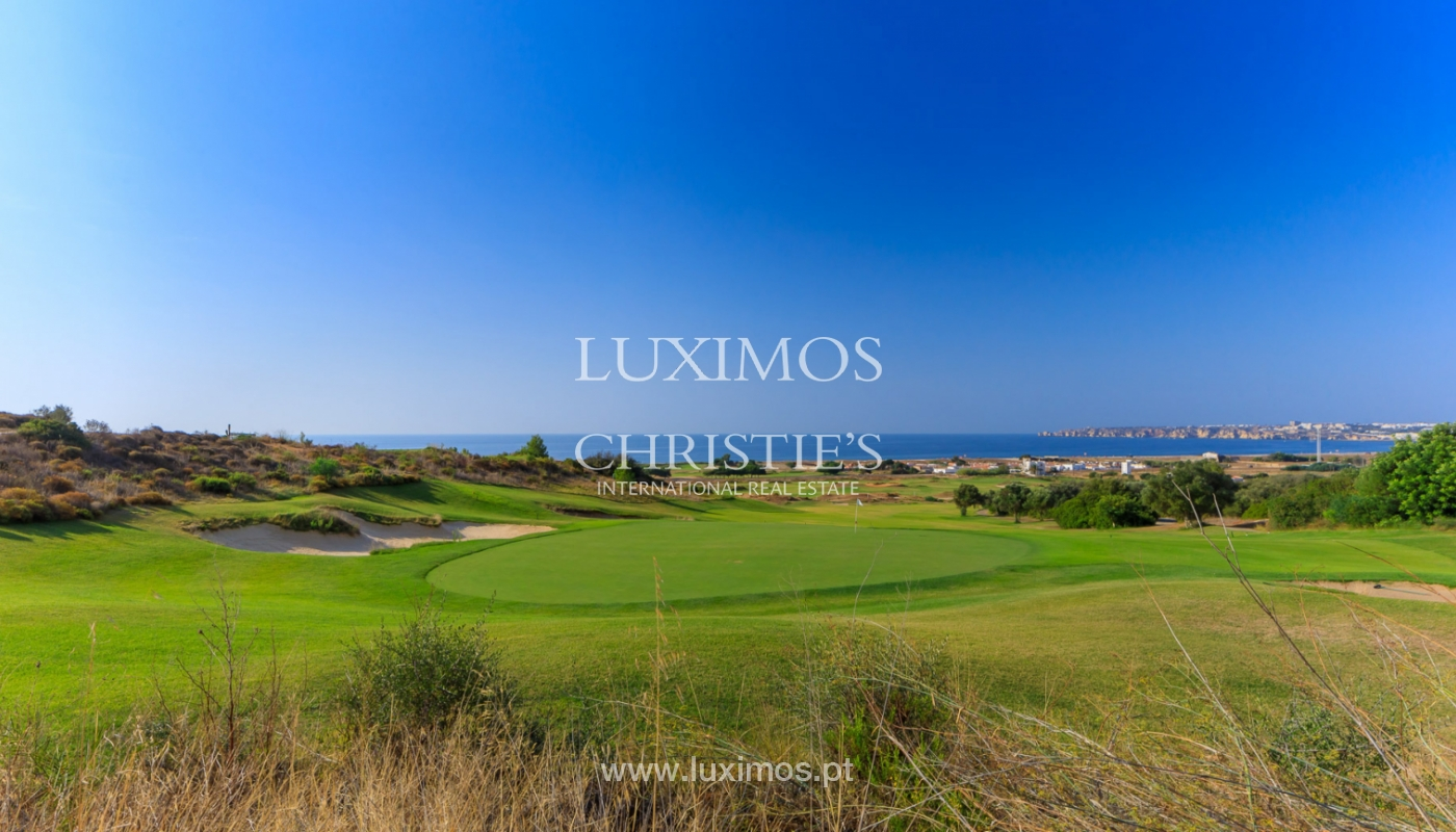 Sale of land for construction in golf resort, Lagos, Algarve, Portugal_122914