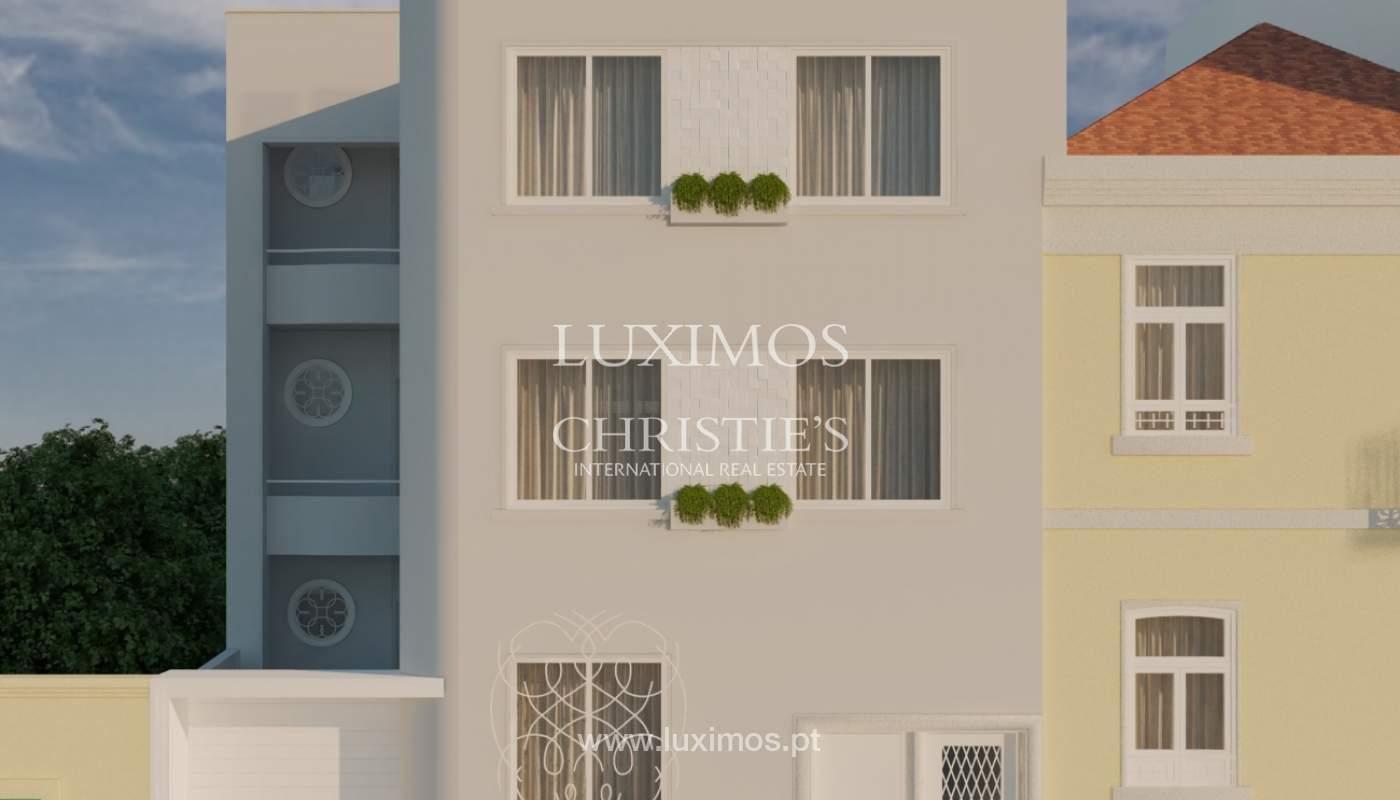 Apartamento nuevo, T1, en venta, en el centro de Oporto, Portugal_122921