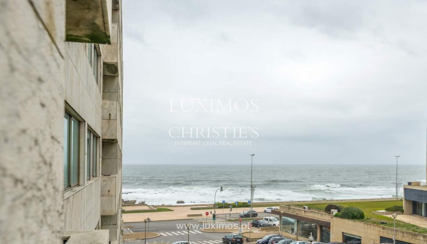 Sale of apartment with sea views, Leça da Palmeira, Portugal_122965