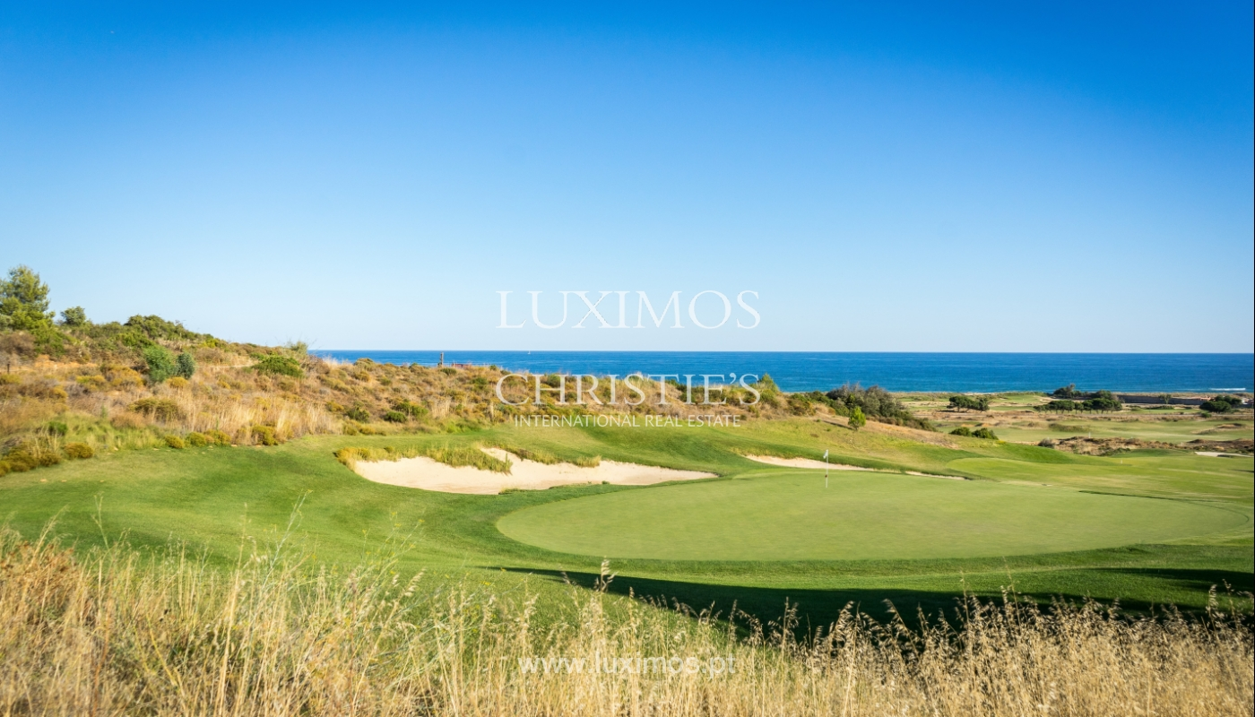 Sale of land for construction in golf resort, Lagos, Algarve, Portugal_122986