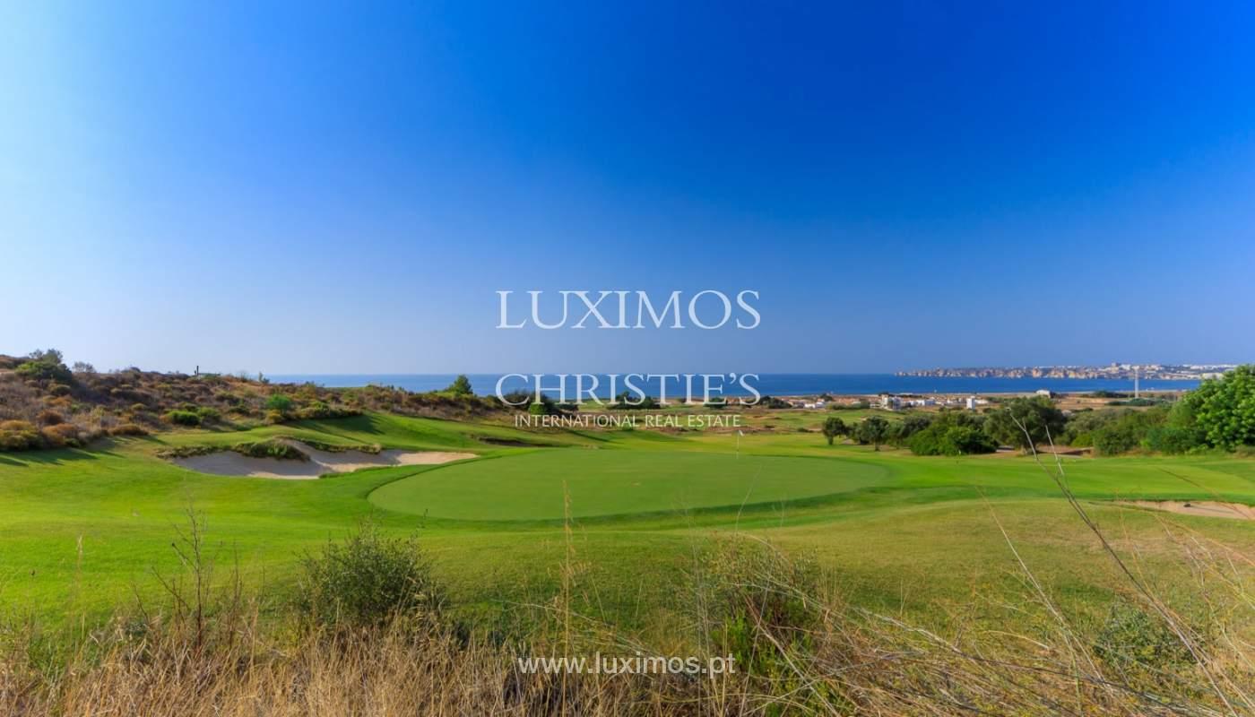 Terrain à vendre dans un complexe de golf, Lagos, Algarve, Portugal_122997