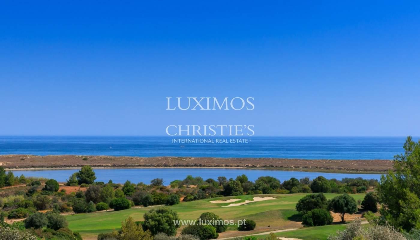 Terrain à vendre dans un complexe de golf, Lagos, Algarve, Portugal_123000