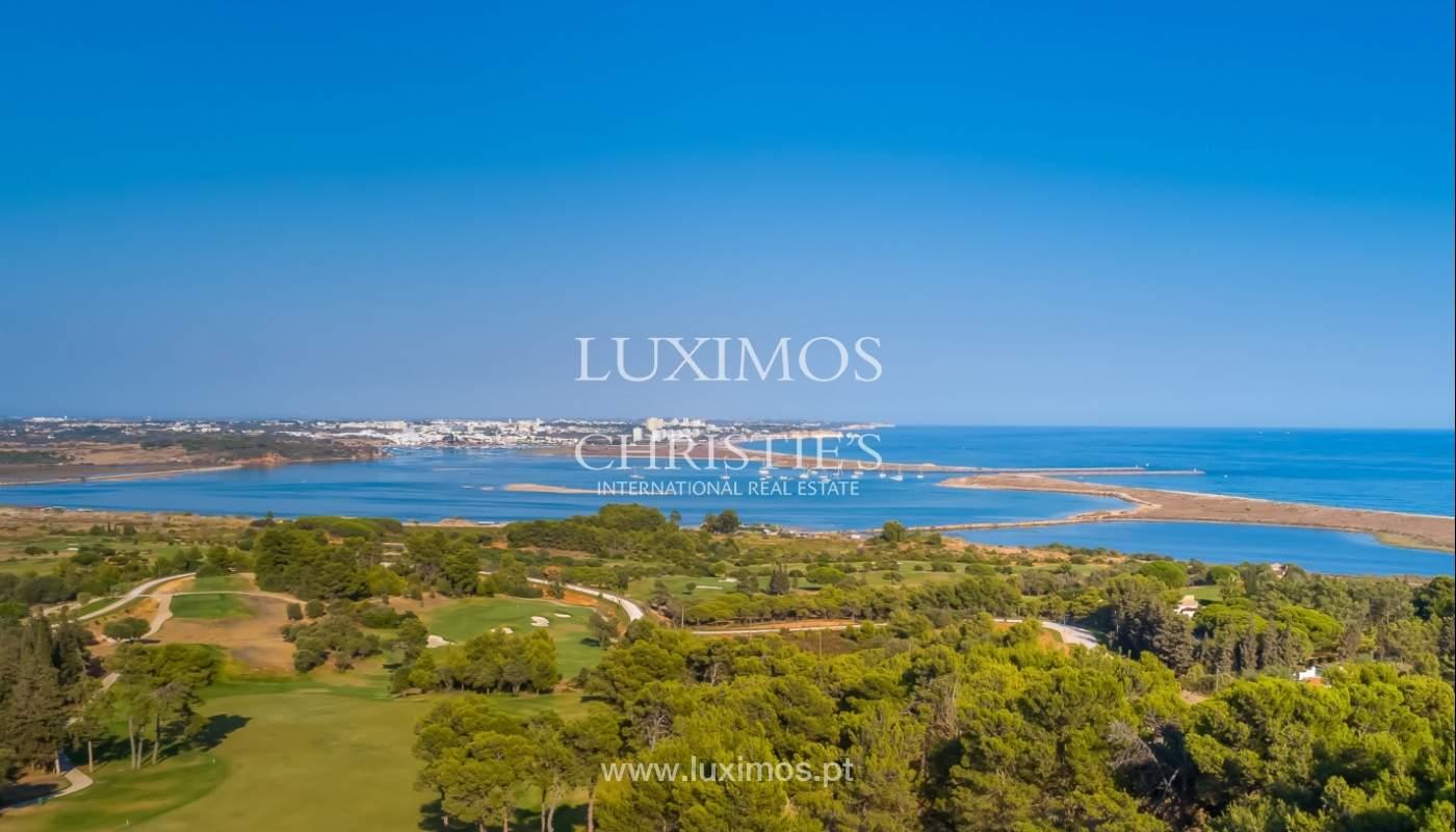 Terrain à vendre dans un complexe de golf, Lagos, Algarve, Portugal_123001