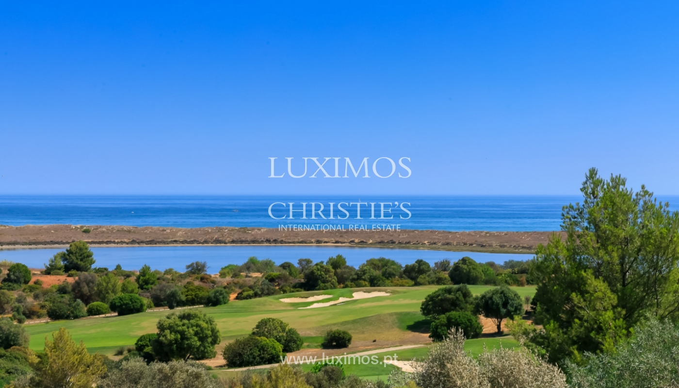 Sale of land for construction in golf resort, Lagos, Algarve, Portugal_123002