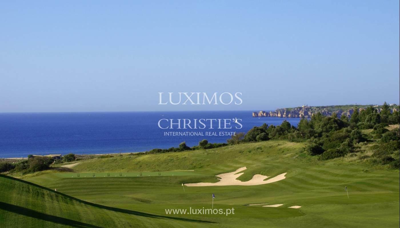 Terrain à vendre dans un complexe de golf, Lagos, Algarve, Portugal_123003