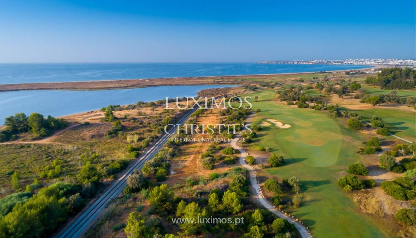 Terrain à vendre dans un complexe de golf, Lagos, Algarve, Portugal_123004